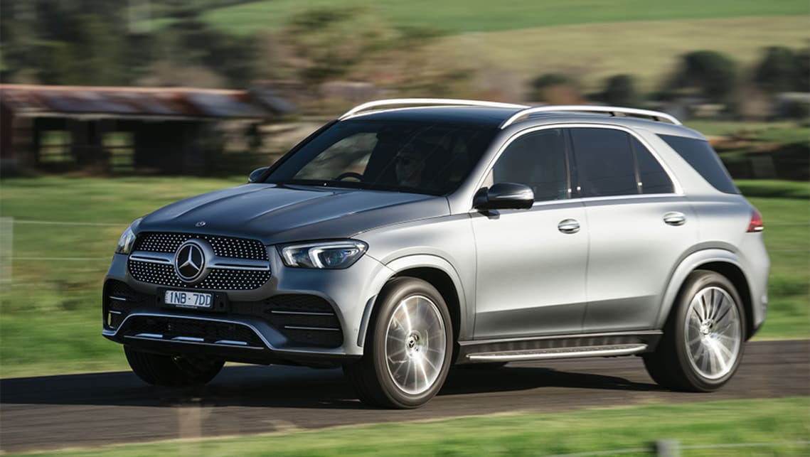 Mercedes Gle 450 2020 Review Snapshot Carsguide