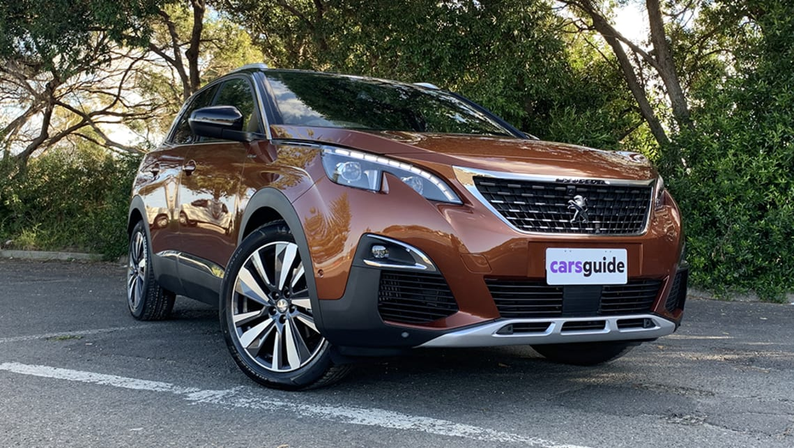 Peugeot 3008 2021 Review Gt Line Carsguide