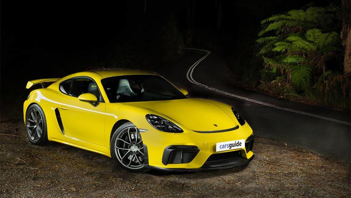 Porsche Cayman Gt4 2020 Review Carsguide