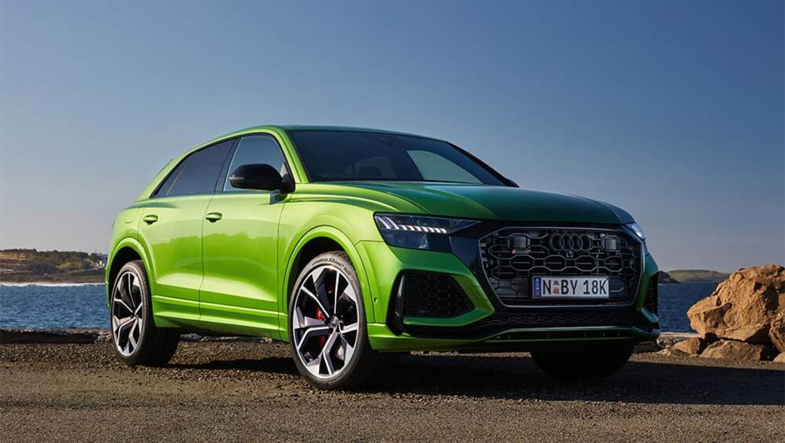 Audi Rs Q8 2021 Review Carsguide