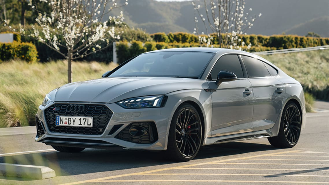 Audi Rs5 Sportback 2021 Review Snapshot Carsguide