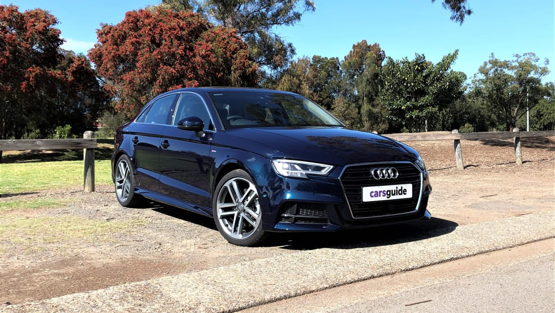 Audi A3 2020 Review Sedan Carsguide