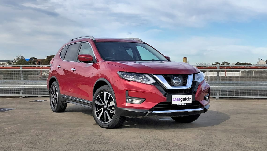 Nissan X Trail 2019 Review Ti Carsguide