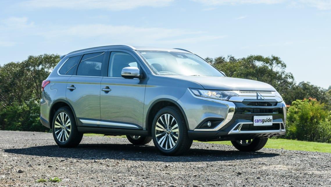 Mitsubishi Outlander Ls 2020 Review