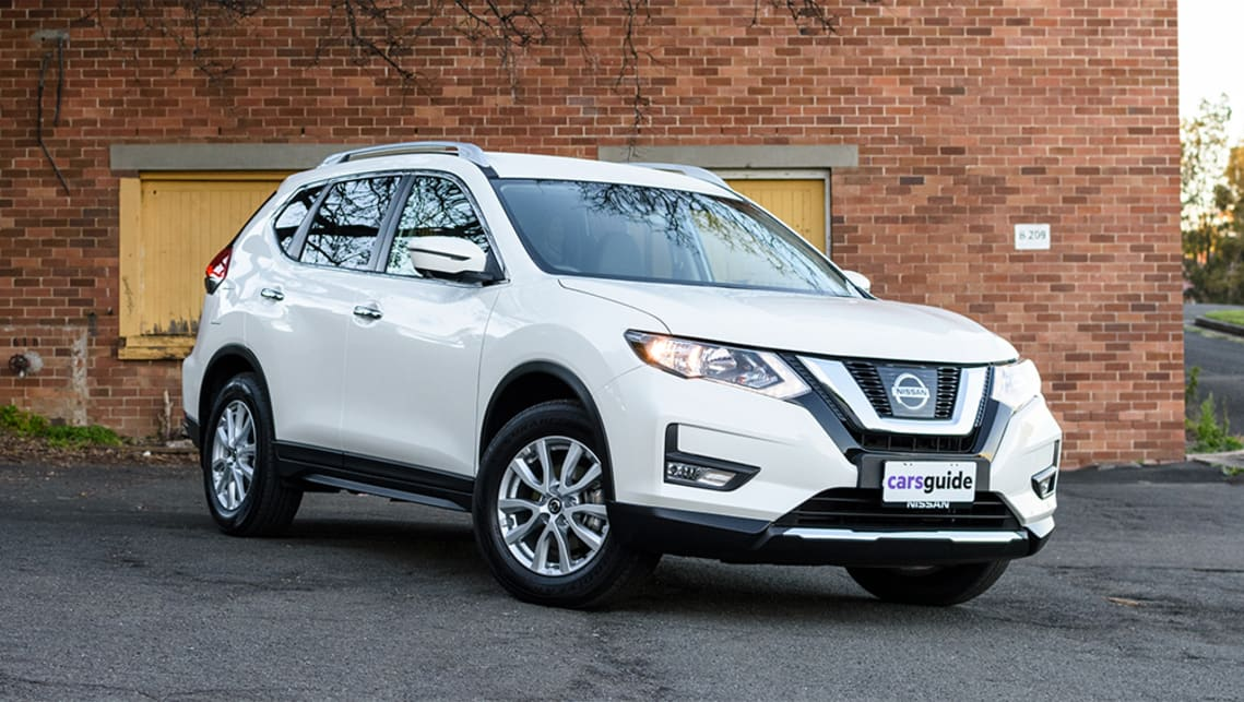 Nissan X Trail 2019 Review St L Carsguide