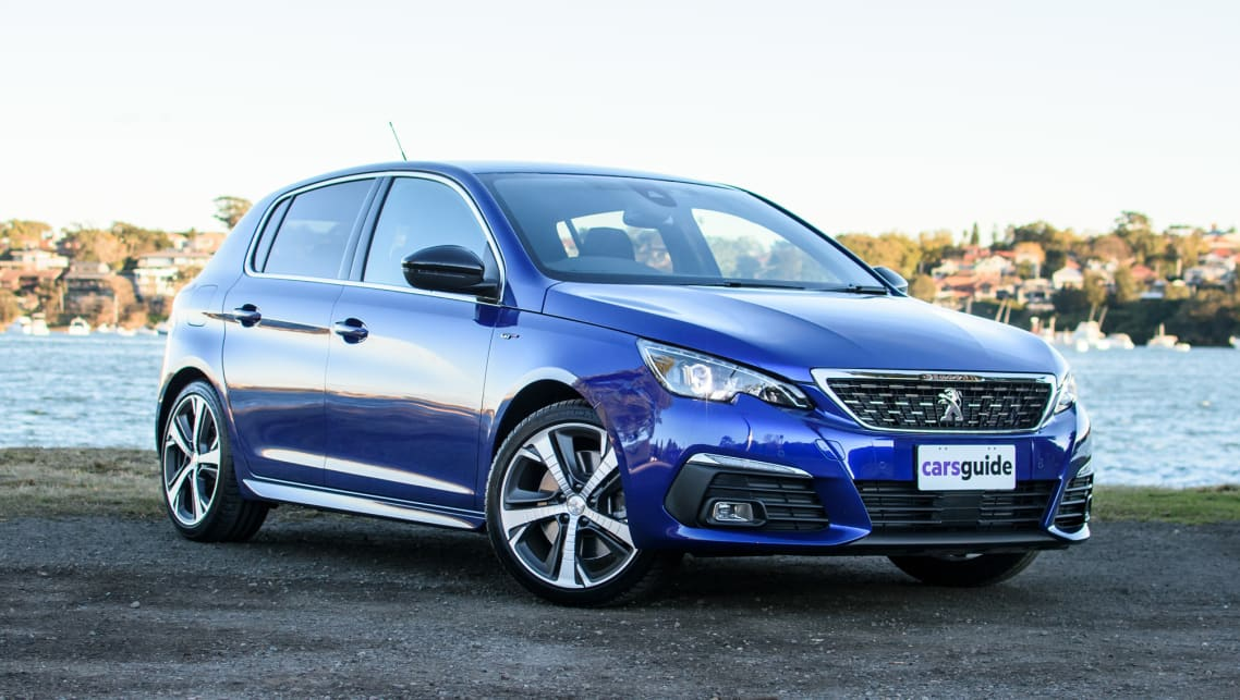 Expert Rating Reviews >> Peugeot 308 2020 review: GT | CarsGuide