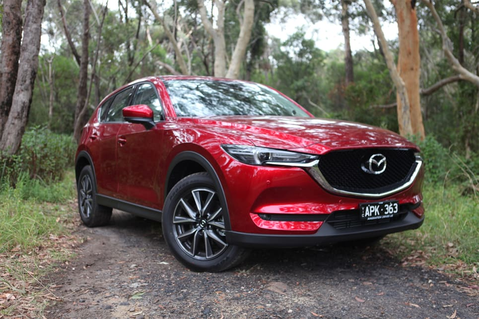 Mazda Cx 5 Awd >> Mazda Cx 5 Gt Awd Diesel 2018 Off Road Review Carsguide