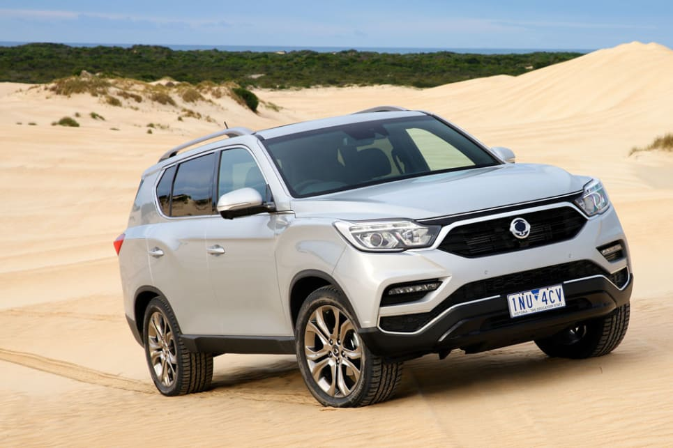 If you're wanting your off-road SUV on the more refined side of rugged, the SsangYong Rexton has the answer.