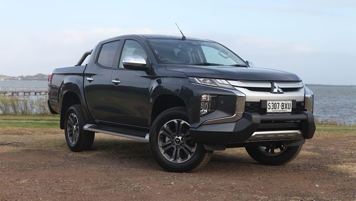 Mitsubishi Triton 2019 Off Road Review Gls Premium Adventure Carsguide
