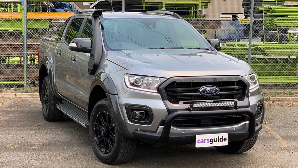 Ford Ranger 2020 Review Wildtrak X Gvm Test Carsguide