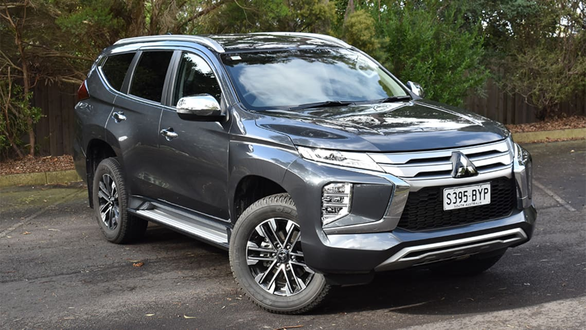 Mitsubishi Pajero Sport 2020 Review Gls 7 Seat Long Term Carsguide