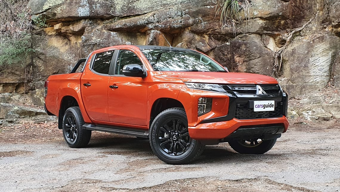 2021 Mitsubishi Triton pricing and specs detailed: Ford ...