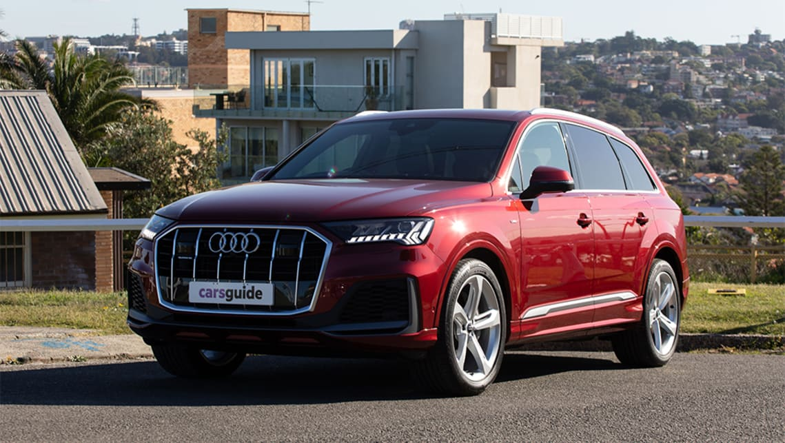 Audi Q7 2020 Review Carsguide