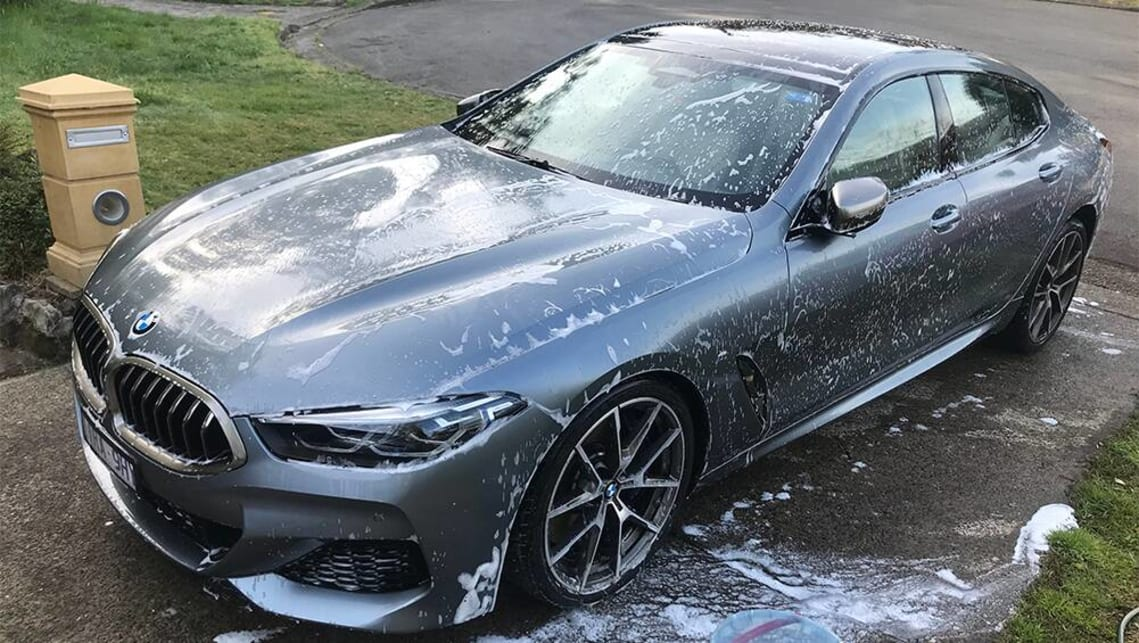 Bmw 8 Series 2020 Review M850i Gran Coupe Long Term Carsguide