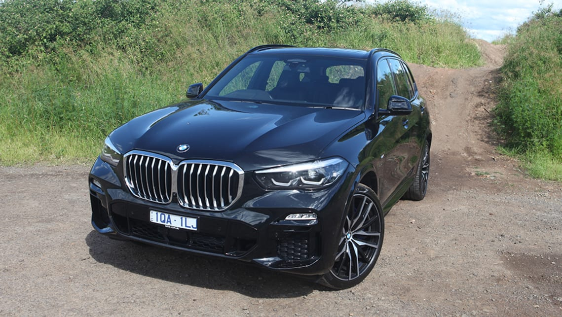 Bmw X5 2020 Review Xdrive40i Off Road Test Carsguide