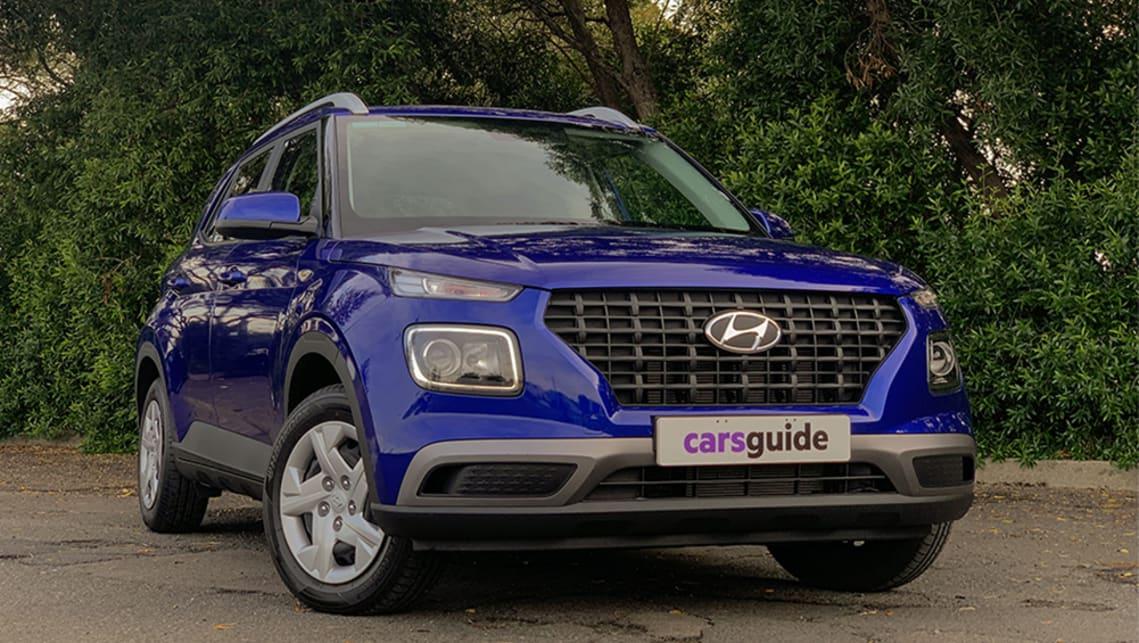 Hyundai Venue 2020 Review Go Carsguide