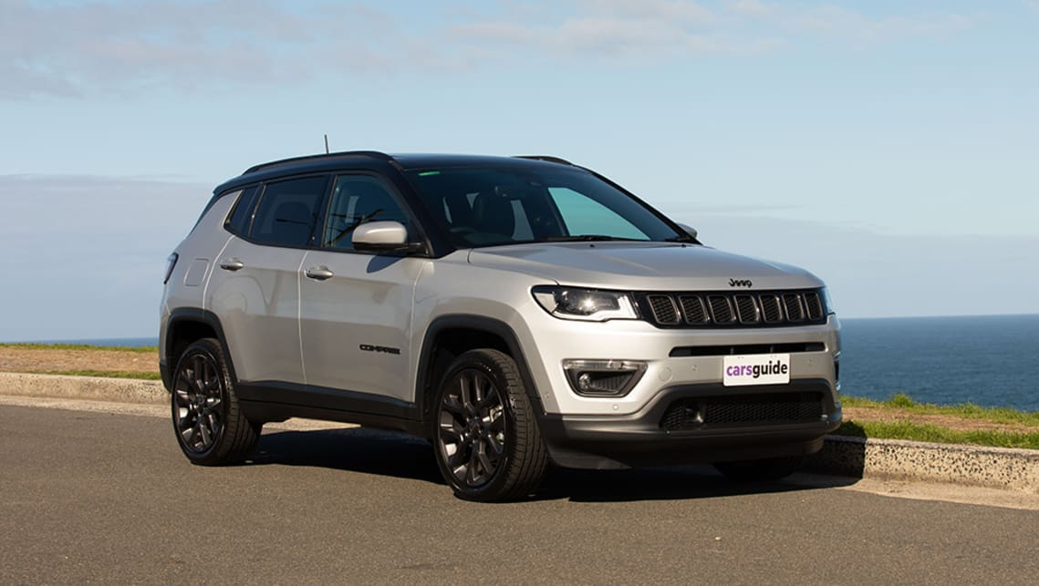 Jeep Compass 2021 Review S Limited Carsguide