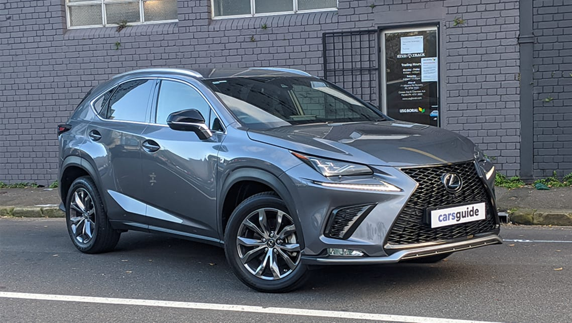Lexus Nx 2020 Review 300 F Sport Carsguide