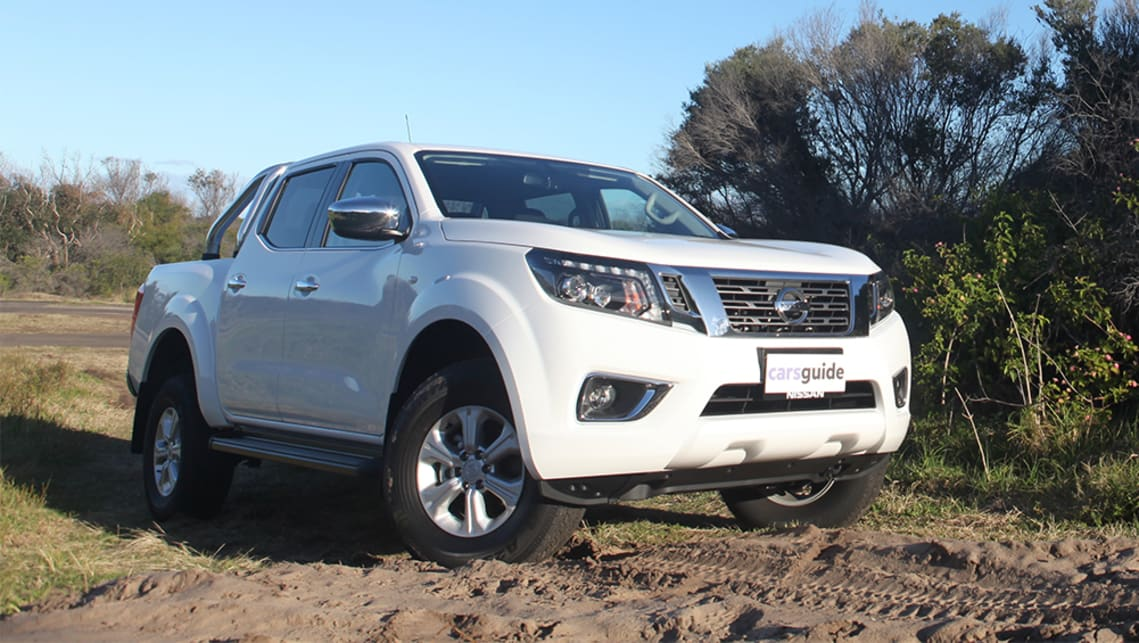 Nissan Navara 2020 Review St Off Road Test Carsguide