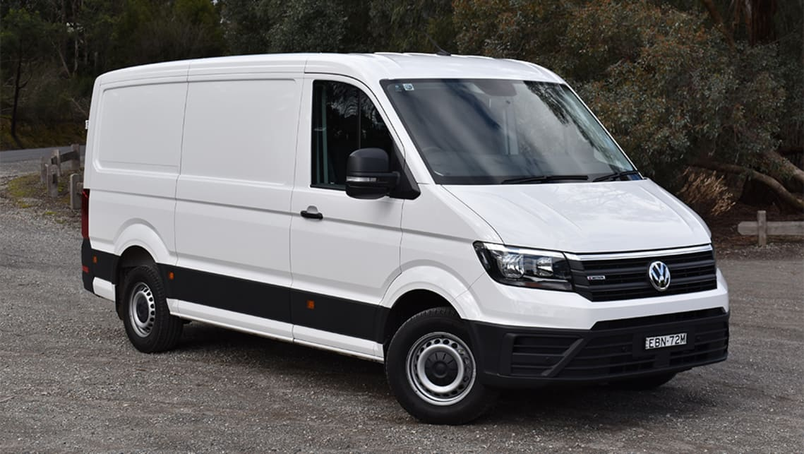 Vw Crafter 2020 Review Tdi 410 Mwb 4motion Carsguide