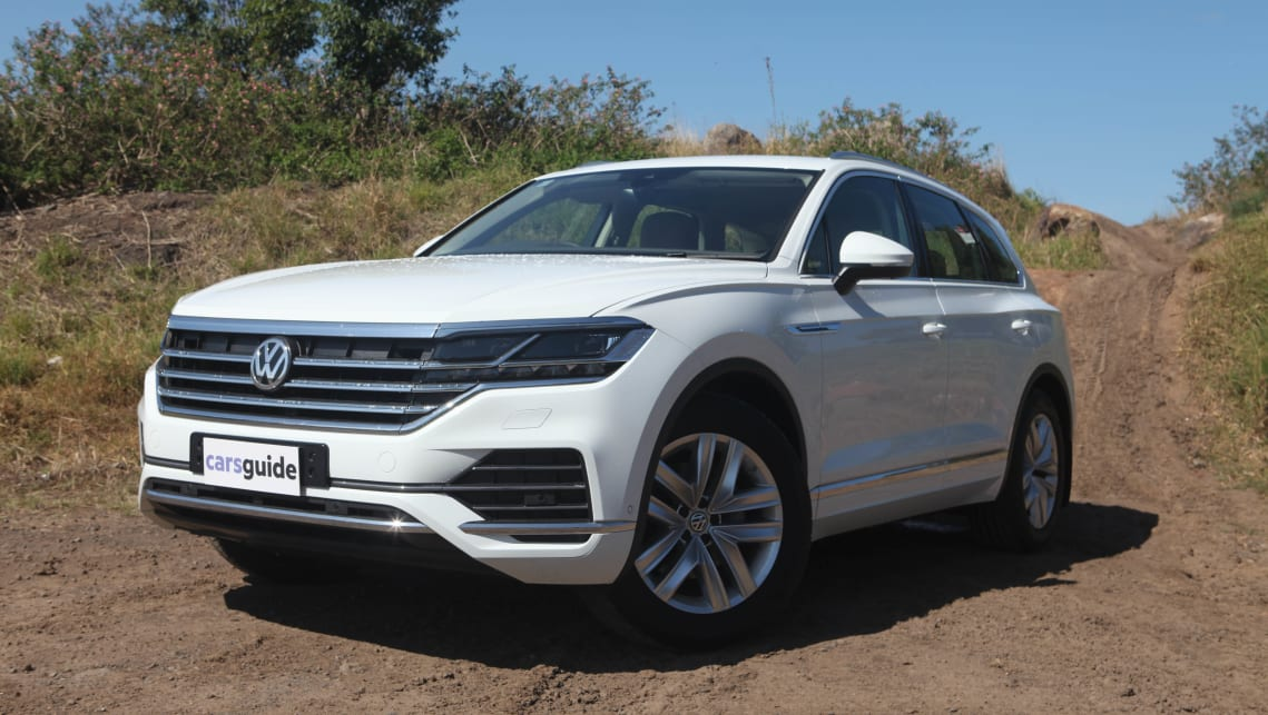 Vw Touareg 2021 Review Adventure Off Road Test Luxury Suv Can Cope Off Road Carsguide