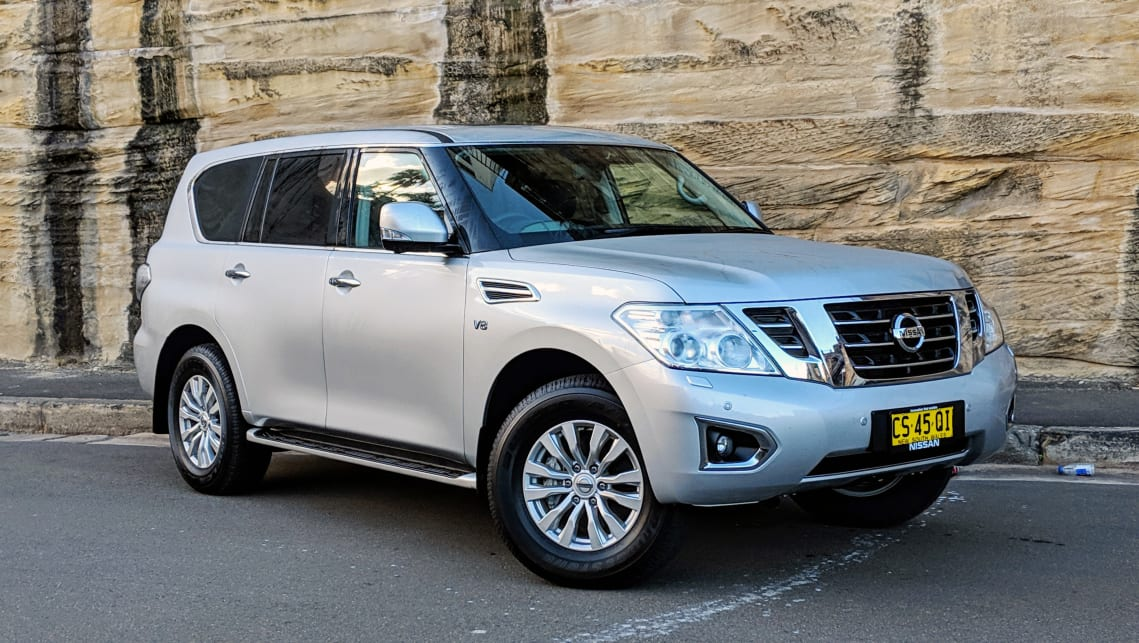 Nissan Patrol 2019 review: Ti-L | CarsGuide on