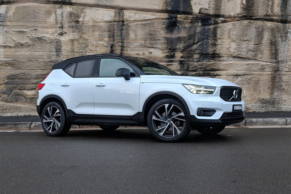 Volvo Xc40 T5 R Design Launch Edition 2018 Review Carsguide