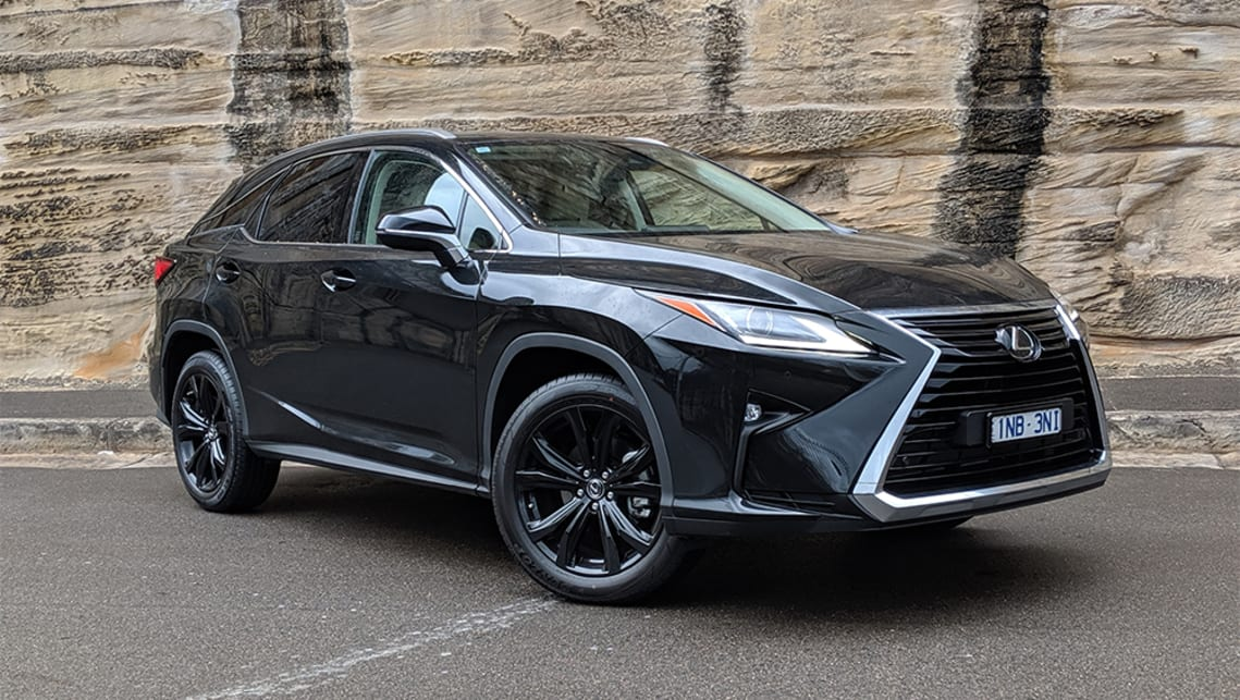 Lexus Rx350 2019 Review Crafted Edition Carsguide