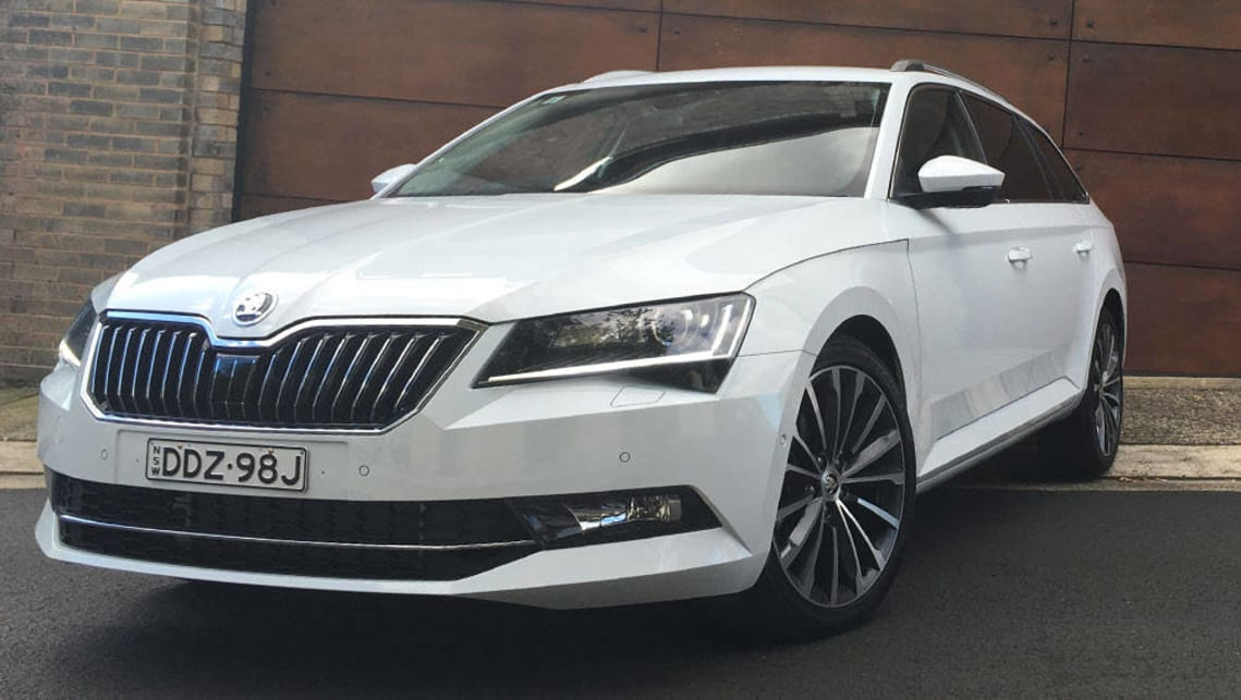 Skoda Superb 140tdi 2016 Review Carsguide