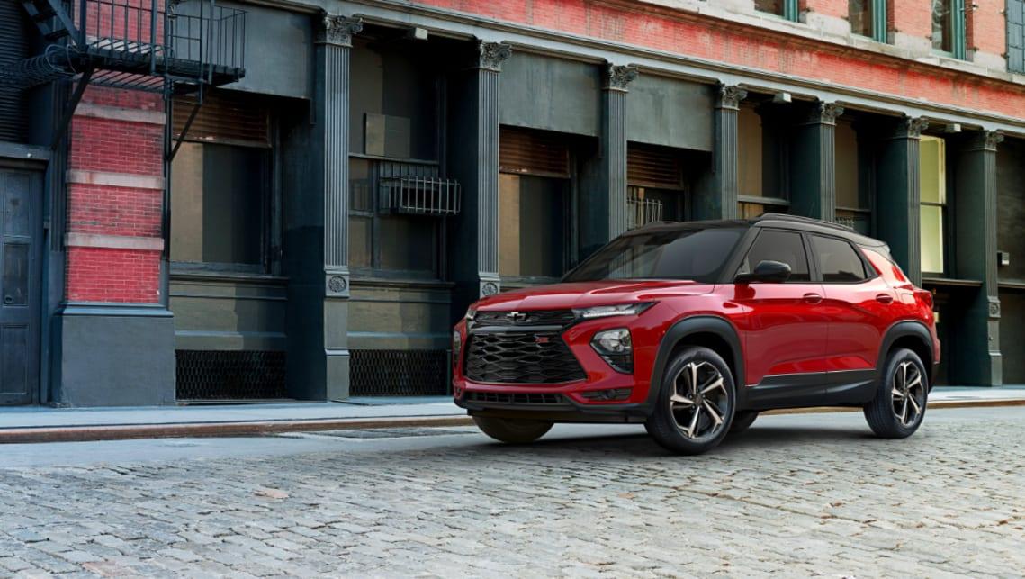 Chevrolet Trailblazer 2021 All New Suv Could Blaze A Trail To