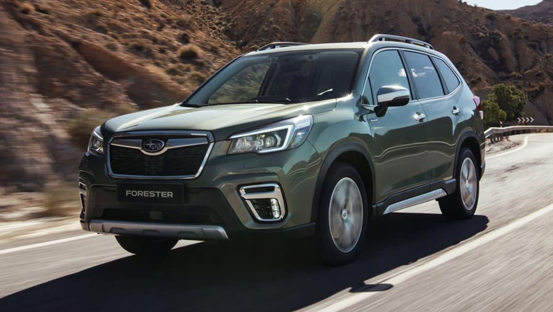subaru forester hybrid 2020 model to capitalise on huge
