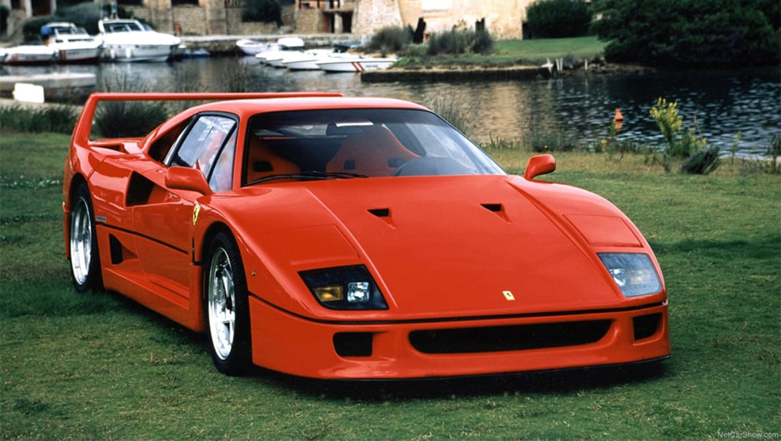 Ferrari F40 For Sale >> Ferrari F40 Price Carsguide