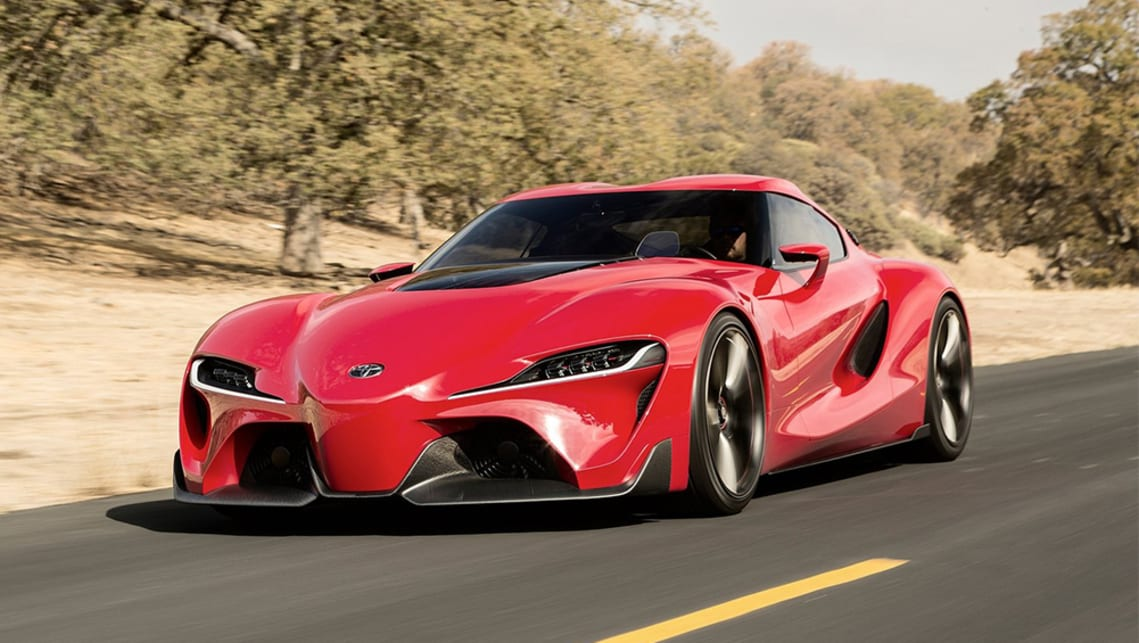 Toyota Ft1 Price >> Toyota Ft1 Price Carsguide