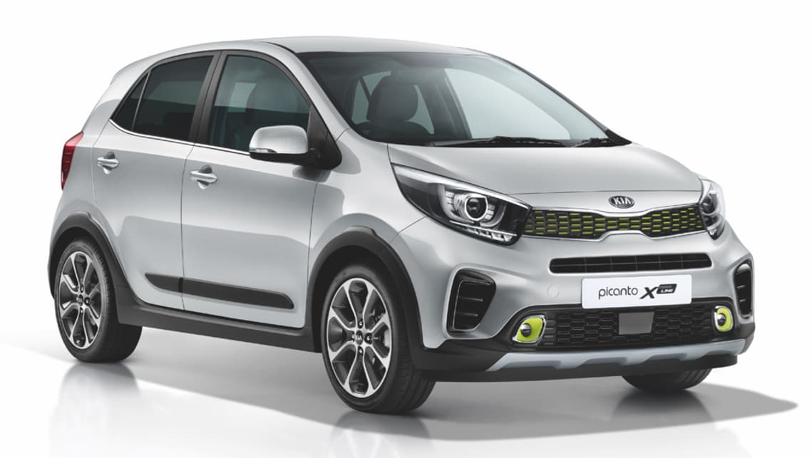 Kia Picanto X Line 2019 Pricing And Spec Confirmed Car
