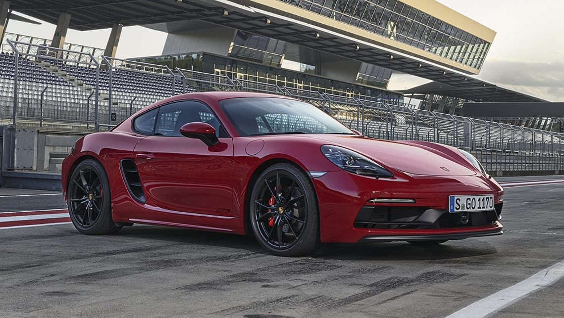 Porsche 718 Cayman And Boxster 2019 Pricing And Specs Confirmed Car News Carsguide
