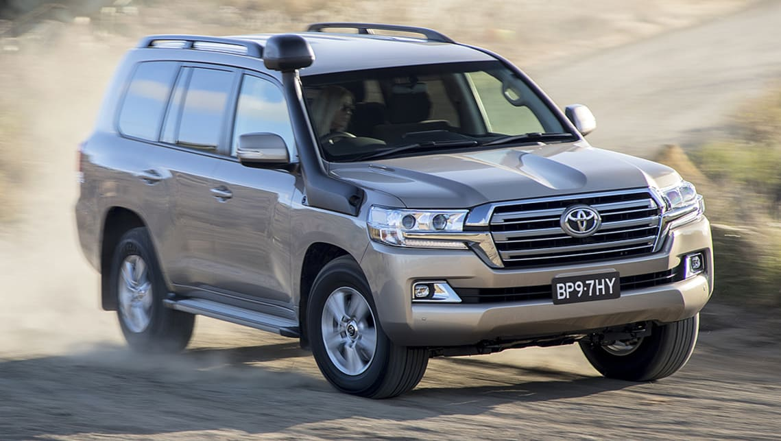 2018 Toyota Land Cruiser: News, Design, Specs, Price >> Toyota Landcruiser 200 Series 2019 Pricing And Spec