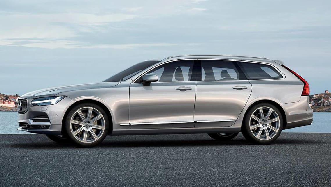 Volvo Considering Regular V90 Wagon Variant Car News