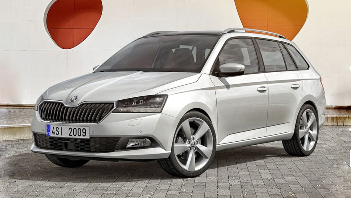 Skoda Fabia 2018 Pricing And Specs Confirmed Car News Carsguide