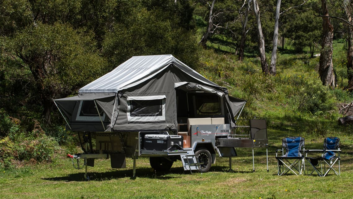 Forward Folding Camper Trailer Reviews Best 6 Options