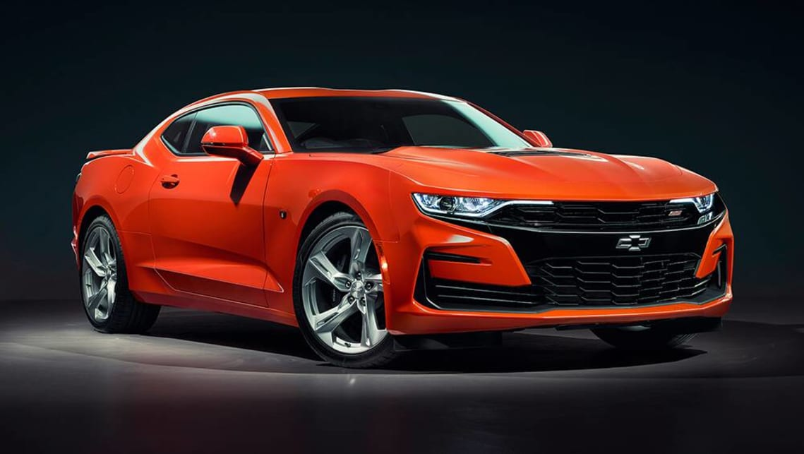 Chevrolet Camaro 2ss Axed Hsv Moves On From Naturally Aspirated V8 Muscle Car For Now Car News Carsguide