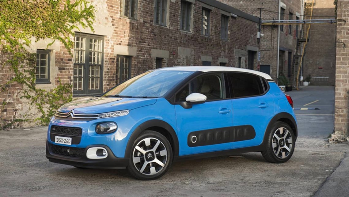 Citroen adds standard equipment to the C3.