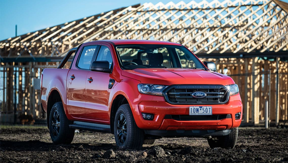 Ford Ranger Sport 2019 Pricing And Specs Revealed Car News Carsguide