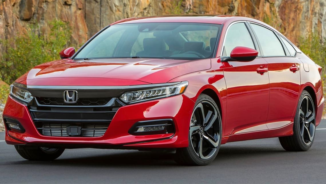 Honda Accord 2020 Confirmed For Australia With Hybrid