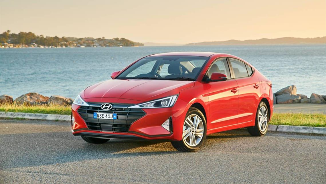 Hyundai Elantra 2019 pricing and specs revealed - Car News