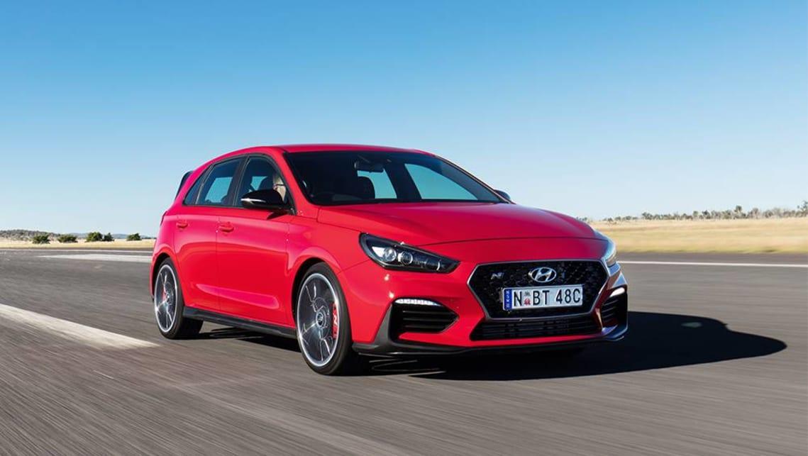 Hyundai i30 N auto due in 2019 - Car News | CarsGuide