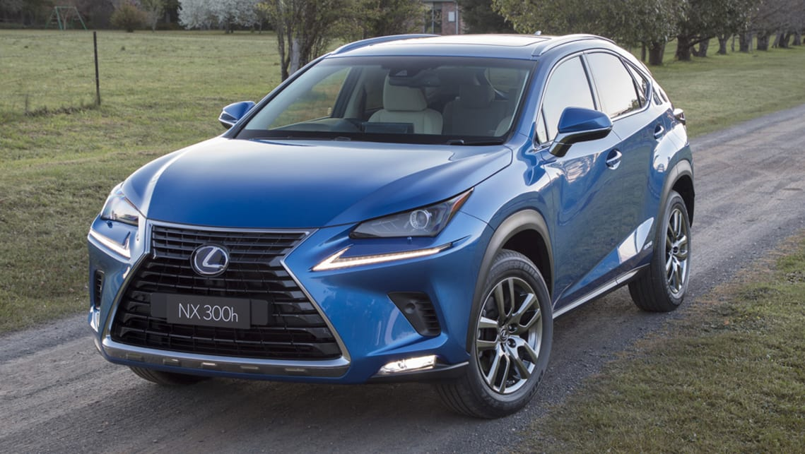 2019 Lexus NX 300 Redesign, Specs, Price >> Lexus Nx 2019 Pricing And Specs Confirmed Car News Carsguide