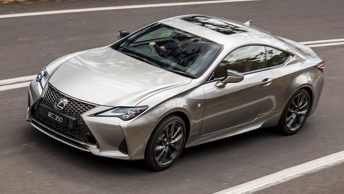 Lexus Coupe Rc 2019