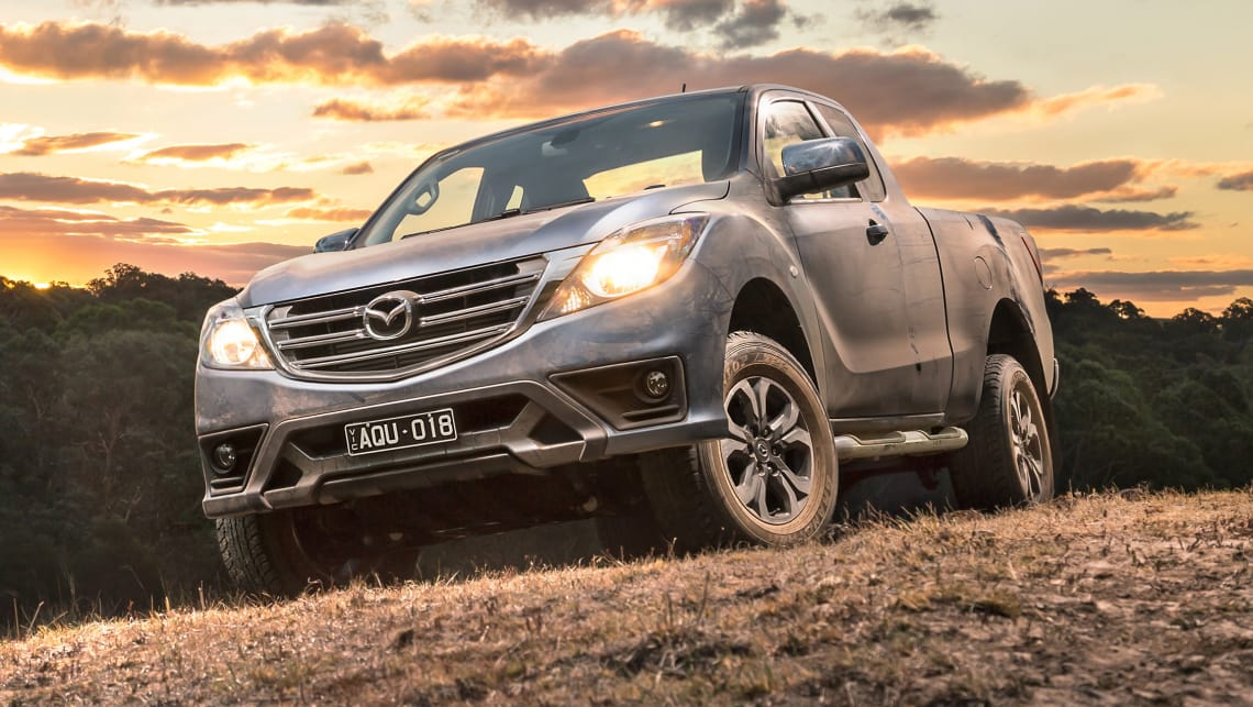 2019 Mazda BT-50 USA Release, Price, Specs, And Changes >> Mazda Bt 50 2020 To Look Tougher More Masculine Car News