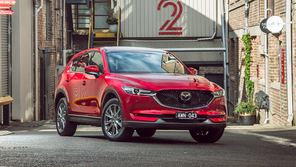 Popularity hasn't stopped the evolution of Mazda's CX-5.