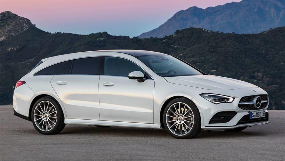 Mercedes station wagon 2020